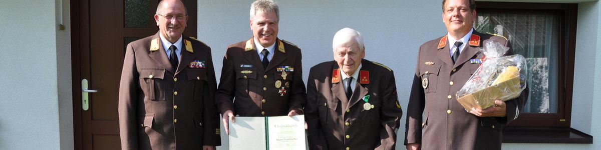 80-Jahr-Jubiläum EHBI Franz Sulzbacher