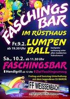 Faschingsbar 2018 - FF Weißenbach