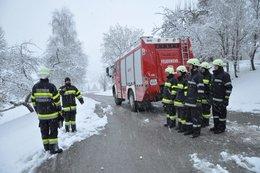 Übung Scheunenbrand 01.04.2015